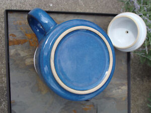 DENBY CHATSWORTH TEAPOT, CEREAL / OPEN VEGETABLE BOWLS London Ontario image 5