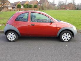 Ford Ka 1.3 2006MY Studio + 1.3L + LOW MILEAGE