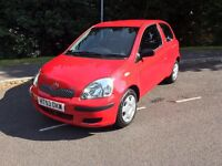 04/53 Toyota Yaris 1.3 T3 1Owner 36000Miles