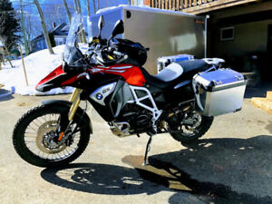 2017 BMW 800 GS Adventure - VERY LOW MILEAGE AND LOADED