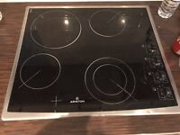Electric Cooker hob and oven