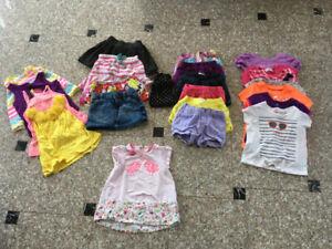 Lot de vêtements 18-24 mois