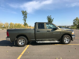 2012 Dodge Power Ram 1500 SXT Pickup Truck