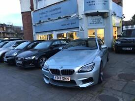 BMW M6 4.4 Gran M DCT 2017 M6 COMPETITION PACKAGE