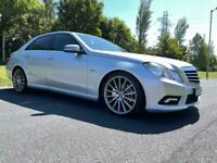 Mercedes-Benz E350 CDI 3.0 V6 TWIN TURBO DIESEL 230 BHP ** SPORT EDITION ***
