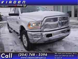 2014 Ram 3500 Longhorn **LEATHER SEATS!! REARVIEW CAMERA!!**