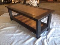 Laminate coffee table