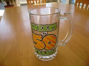 CHEERS TO 50 YEARS MUG Windsor Region Ontario image 1