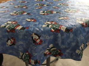 """Tablecloth 60"""" Round"""