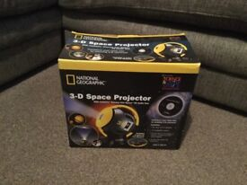 3D SPACE PROJECTOR NATIONAL GEOGRAPHIC wall projection light bedroom