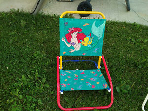 LITTLE MERMAID BEACH CHAIR