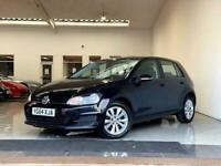 2014 Volkswagen Golf TDI BlueMotion Tech SE Hatchback Diesel Automatic