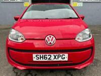 *FINANCE AVAILABLE* 59000 MILES 2013 VW UP 1.0cc-£20 TAX, *FULL MOT_WARANTY*