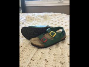 Size 28 Birkenstock sandals