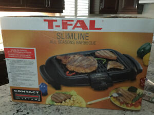 T-FAL Indoor ELECTRIC GRILL