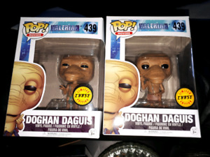 Doghan chases! Funko pop!