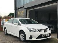 2014 Toyota Avensis 2.0D-4D ( 126bhp ) Active