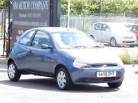 Ford Ka 1.3 2006 ,Collection, 59 000 Miles, 1 Years Mot, Blue