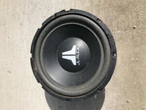 "JL Audio 10"" Vehicle Sub-woofer Speaker"