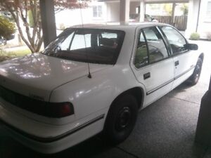 1993 Chevrolet Lumina Sedan