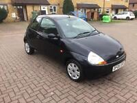 2006 Ford Ka 1.3 Collection + 02 KEYS 5 Service Stamps and MOT 15/05/2017