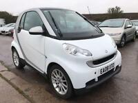 2008 Smart fortwo 1.0 AUTO Passion 2 Seater £30 A Year Road Tax 10 Months Mot