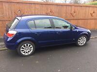 Vauxhall Astra 1.8 petrol , automatic, £999,