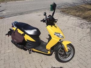 Aprilia Sportcity One 50cc