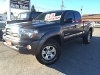 2009 Toyota Tacoma TRD 4X4 SR5 V6 // RARE // FOR ONLY $19 995!!