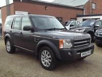 05 Land Rover Discovery 3 2.7TD V6 auto SE 7 seats