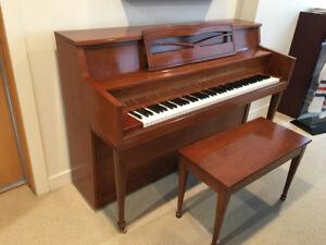 Give the lifelong gift of music - Beautiful Yamaha Upright Piano