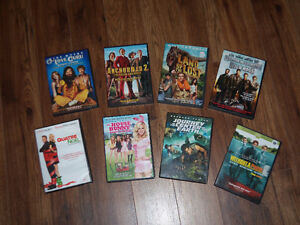 COMEDY DVDS   *bilingual*   $15 FOR ALL