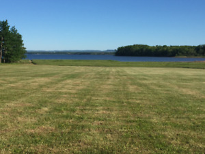 WATERFRONT Malagash,N.S. 2acres & Fifth Wheel
