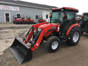 BLOW OUT SPECIAL! - McCormick 47hp Tractor - REDUCED!