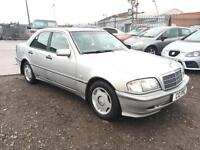1998/T Mercedes-Benz C180 1.8 auto Classic LONG MOT HPI CLEAR
