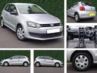 2010 Volkswagen Polo 1.2 S 3dr (a/c)
