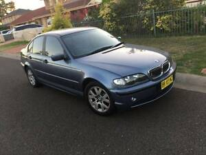2003 BMW 318i Luxury Automatic 4 cylinder Mount Druitt Blacktown Area Preview