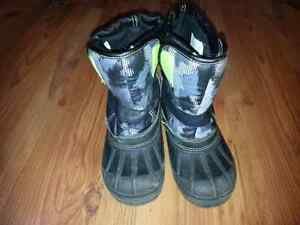 Boys size 1 boots from TCP Kingston Kingston Area image 1