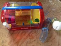 Habittrail hamster cage