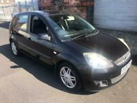 2006 Ford Fiesta 1.6 Ghia 5dr HATCHBACK Petrol Manual