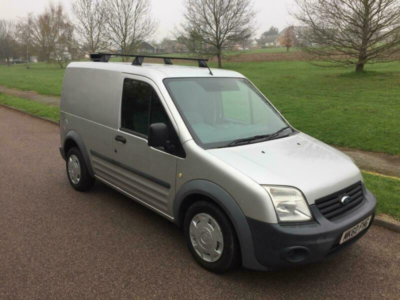 7e808f4b85 FORD TRANSIT CONNECT 1.8TDCi T200 SWB 2010 LOW MILES 1 OWNER NO VAT AIR CON  FSH