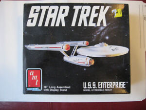 Star Trek USS Enterprise Model