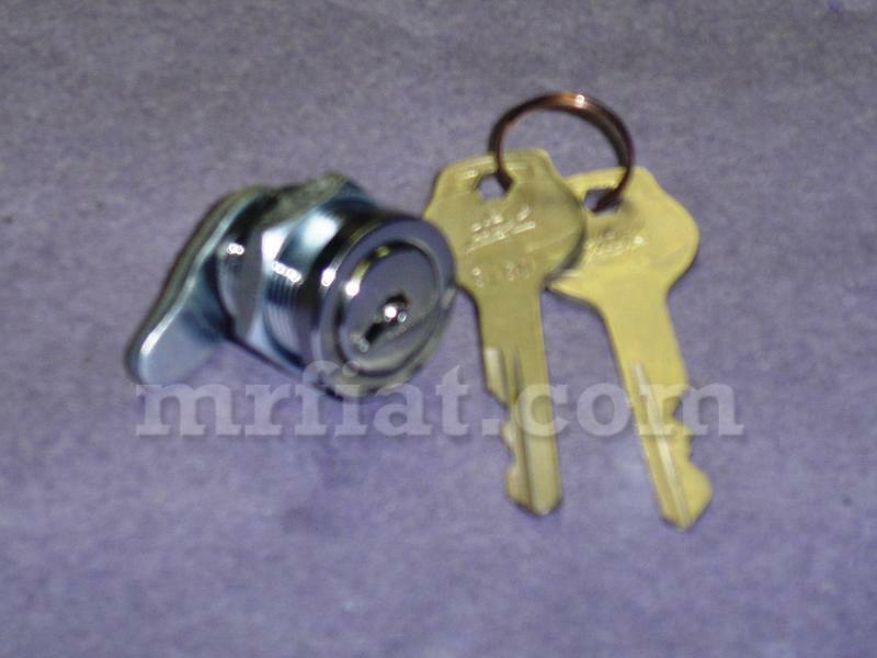 Mercedes W111 220 350 Se 1965-67 Oem Glove Box Lock New