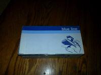 papier a sabler corindon bleu