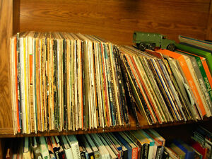 Clearance of Vintage Records $1 each