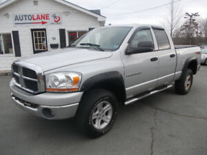 2006 Dodge Ram 1500 HEMI 4x4 New MVI Good work truck