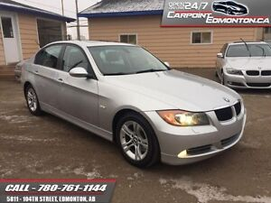 2008 BMW 3 Series 328xi AUTO ONLY 112000 KMS $11970  - local - t
