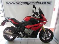 BMW S1000XR SPORT SE, 65 REG ONLY 623 MILES, AKRAPOVIC EXHAUST, CARBON HUGGER...