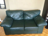 ***LEATHER COUCH for 50 BUCKS!!