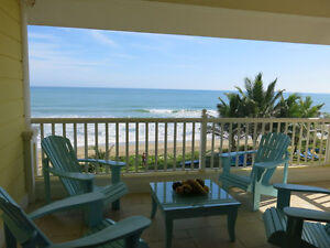 OCEAN VIEW / BEACH FRONT Condo - 2 bedrooms - 2 bathrooms,